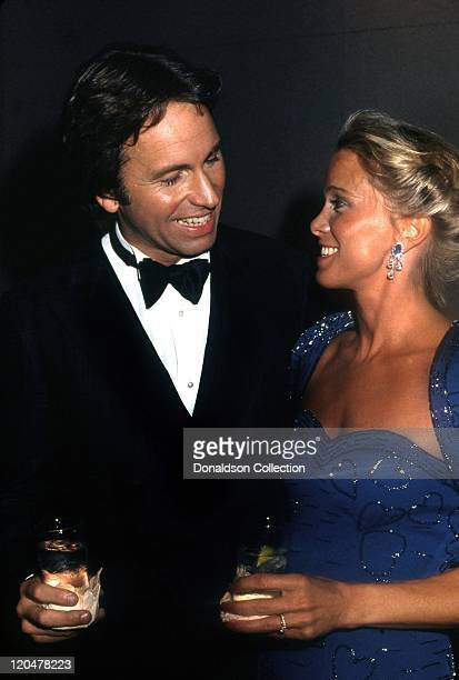 Actor John Ritter and his wife actress Nancy Morgan attend an event in September 1987 in Los Angeles California