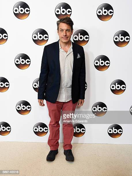 Actor John Ross Bowie attends the Disney ABC Television Group TCA Summer Press Tour on August 4 2016 in Beverly Hills California