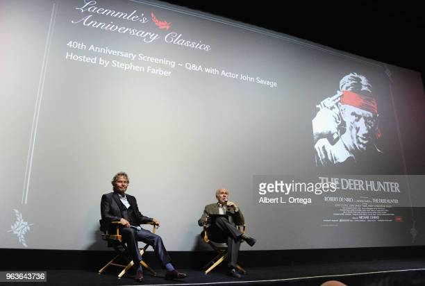 55 40th Anniversary Screening Of The Deer Hunter Pictures