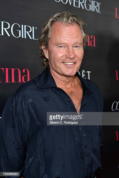 Actor John Savage arrives at the Latinos In Hollywood celebration with Latina Magazine at The London West Hollywood on October 4 2012 in West...