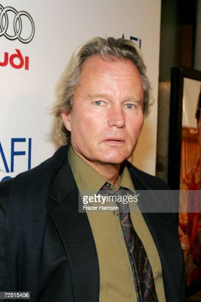 Actor John Savage arrives for the closing night gala presentation of the film Curse of the Golden Flower during AFI FEST 2006 presented by Audi held...