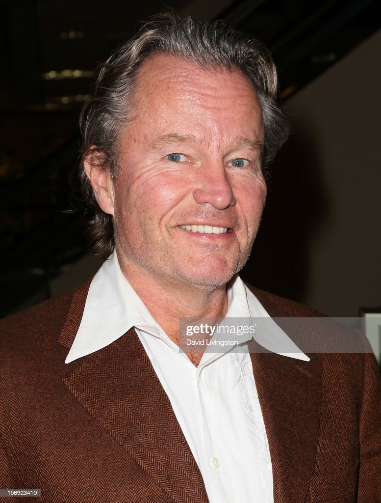 Actor John Savage attends a signing of Christopher Kennedy Lawford's book 'Recover to Live: Kick Any Habit, Manage Any Addiction' at Barnes & Noble 3rd Street Promenade on January 3, 2013 in Santa Monica, California.