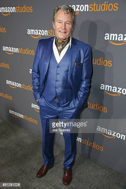 Actor John Savage attends Amazon Studios Golden Globes Celebration at The Beverly Hilton Hotel on January 8 2017 in Beverly Hills California