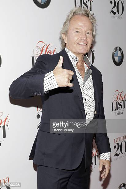 Actor John Savage attends Latina's 20th Anniversary celebrating The Hollywood Hot List Honorees at STK on November 2 2016 in Los Angeles California