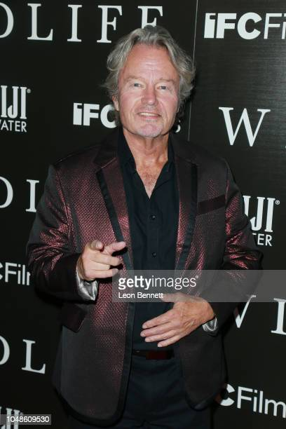 Actor John Savage attends Los Angeles Premiere For IFC Films' 'Wildlife' at ArcLight Hollywood on October 9 2018 in Hollywood California