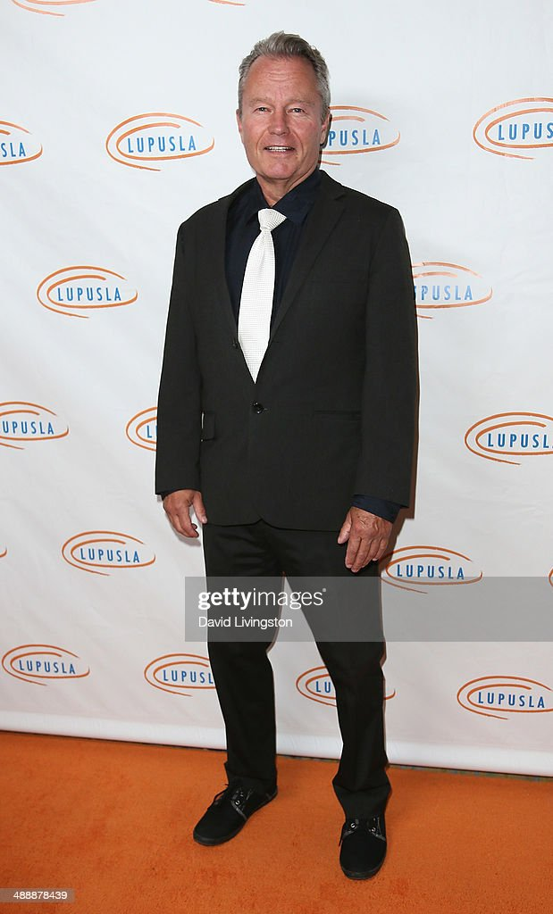 Actor John Savage attends the 14th Annual Lupus LA Orange Ball at the Regent Beverly Wilshire Hotel on May 8, 2014 in Beverly Hills, California.