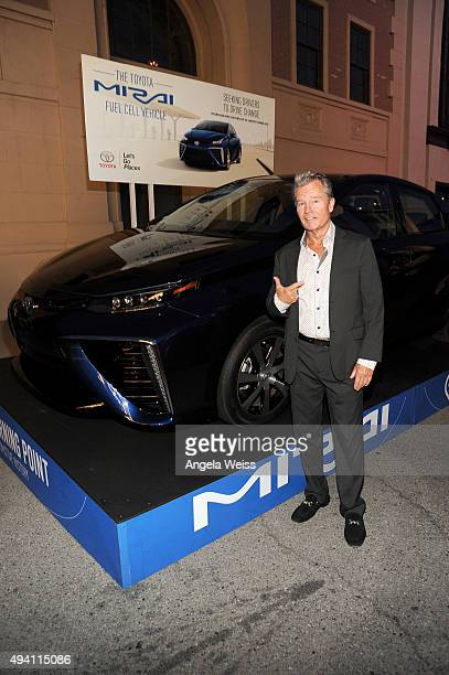 Actor John Savage attends the 25th annual EMA Awards presented by Toyota and Lexus and hosted by the Environmental Media Association at Warner Bros...