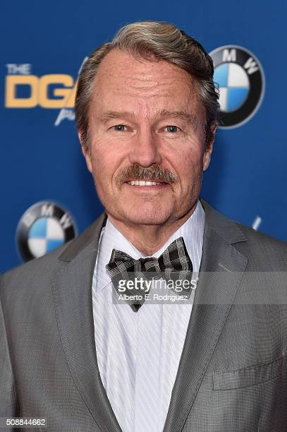 Actor John Savage attends the 68th Annual Directors Guild Of America Awards at the Hyatt Regency Century Plaza on February 6 2016 in Los Angeles...