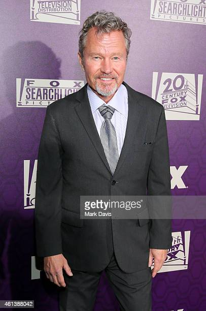Actor John Savage attends The 72nd Annual Golden Globe Awards at The Beverly Hilton on January 11 2015 in Beverly Hills California