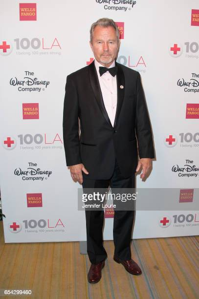 """Actor John Savage attends the American Red Cross Centennial Celebration to Honor Disney as the """"Humanitarian Company of The Year"""" at the Beverly..."""