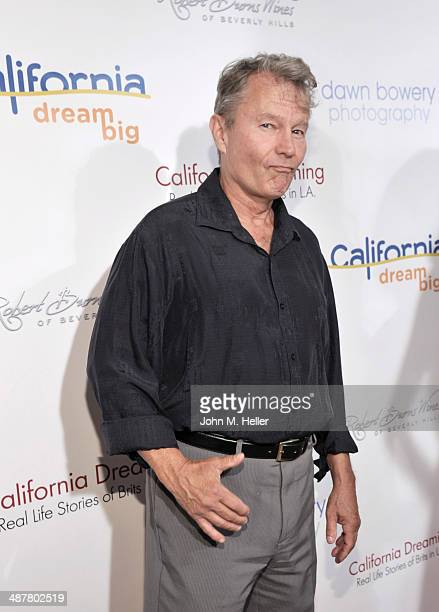 Actor John Savage attends the Local Woman Lights Up Hollywood a with Dream Book at the L'Ermitage Hotel on May 1 2014 in Beverly Hills California