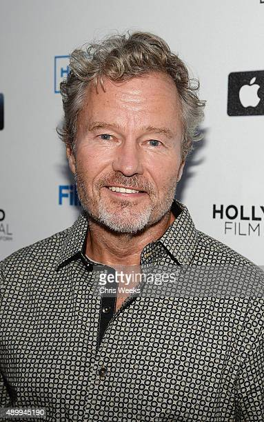 Actor John Savage attends the opening night of the Hollywood Film Festival at ArcLight Hollywood on September 24 2015 in Hollywood California