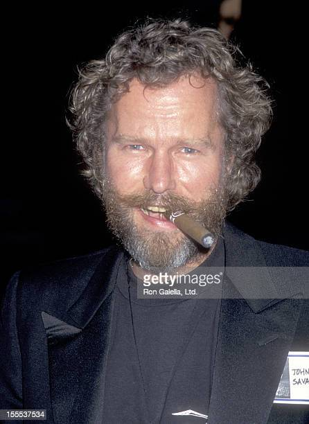 Actor John Savage attends the StarStudded Luncheon to Launch The Outer Limits in Syndication on September 14 1995 at MGM Plaza in Santa Monica...