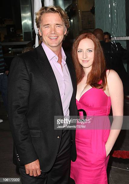 Actor John Schneider arrives to the industry screening for 'American Gangster' at the Arclight on October 29 2007 in Hollywood California