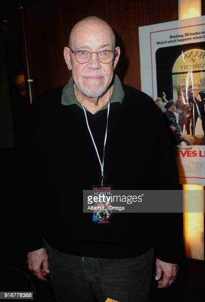 Actor John Schuck attends The Hollywood Show held at Westin LAX Hotel on February 10, 2018 in Los Angeles, California.