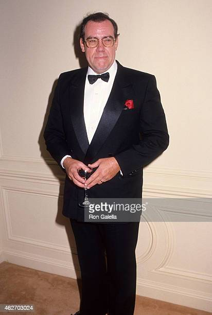 Actor John Schuck attends the Women in Show Business' 30th Anniversary Celebrity Ball on October 21, 1990 at the Regent Beverly Wilshire Hotel in...