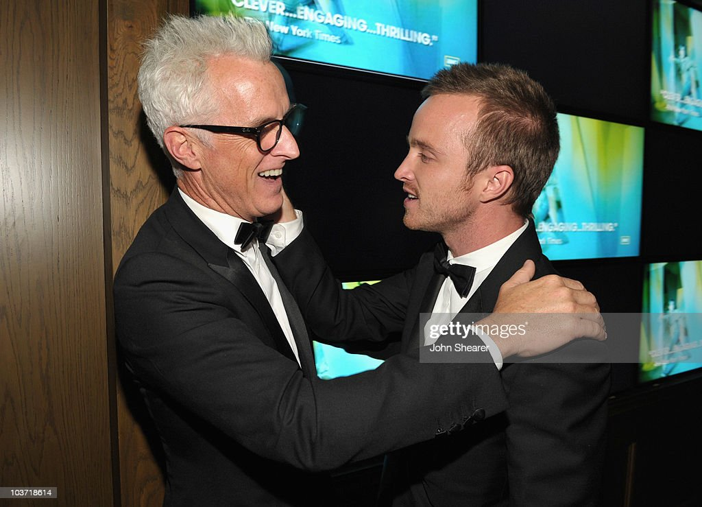 AMC Hosts A 62nd Annual EMMY Awards After Party - Inside : News Photo
