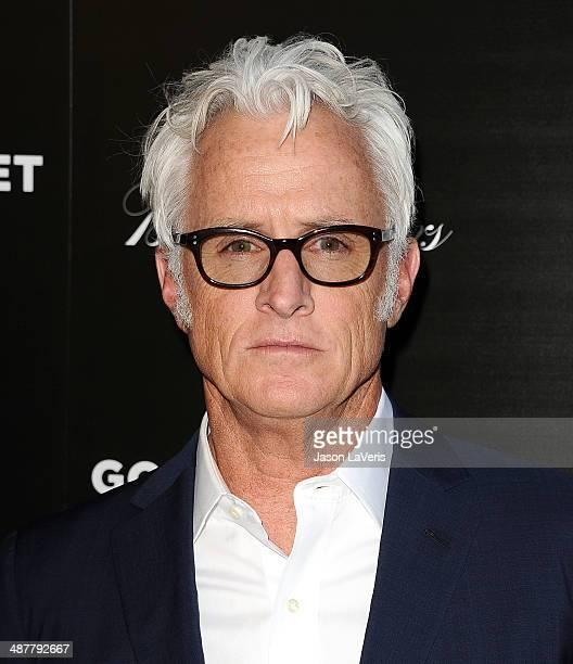 Actor John Slattery attends the premiere of God's Pocket at LACMA on May 1 2014 in Los Angeles California