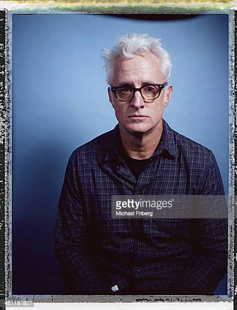 Actor John Slattery is photographed for Variety on January 18 2014 in Park City Utah