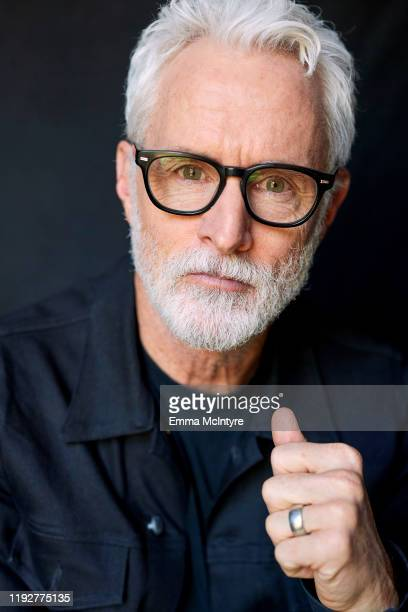 Actor John Slattery of FX's Mrs America poses for a portrait during the 2020 Winter TCA at The Langham Huntington Pasadena on January 09 2020 in...