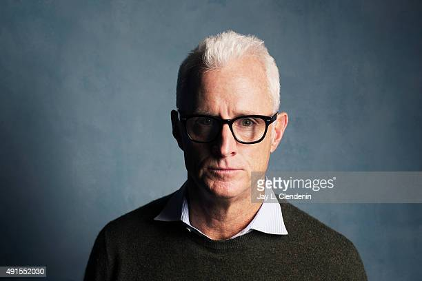 Actor John Slattery of the film Spotlight is photographed for Los Angeles Times on September 25 2015 in Toronto Ontario PUBLISHED IMAGE CREDIT MUST...