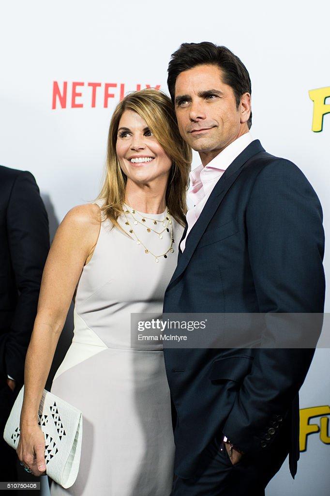 "An Alternative View Of Netflix's ""Fuller House"" Premiere : News Photo"