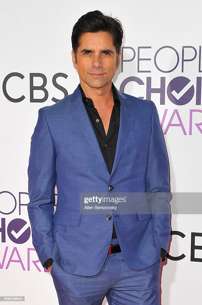 People's Choice Awards 2017 - Arrivals : News Photo