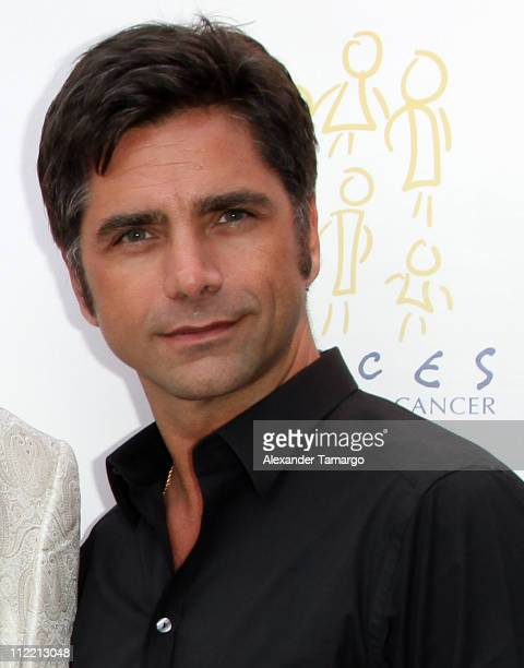 Actor John Stamos at the 1st annual Florida Sounding Off For A Cure benefit concert presented by the Voices Against Brain Cancer Foundation Fillmore...