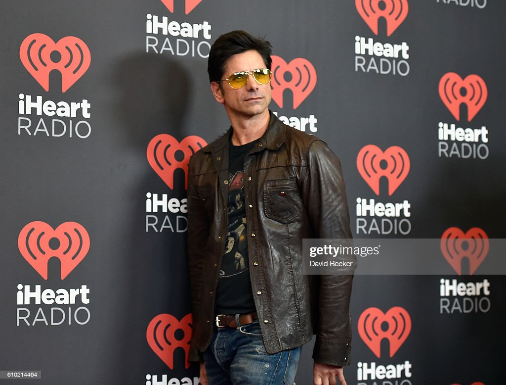 Actor John Stamos attends the 2016 iHeartRadio Music Festival at T-Mobile Arena on September 24, 2016 in Las Vegas, Nevada.