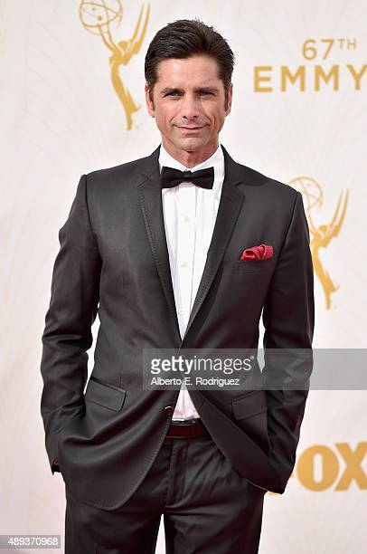 Actor John Stamos attends the 67th Emmy Awards at Microsoft Theater on September 20 2015 in Los Angeles California 25720_001