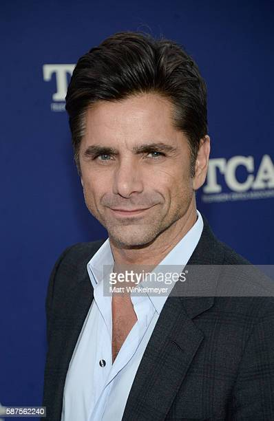 Actor John Stamos attends the FOX Summer TCA Press Tour on August 8 2016 in Los Angeles California