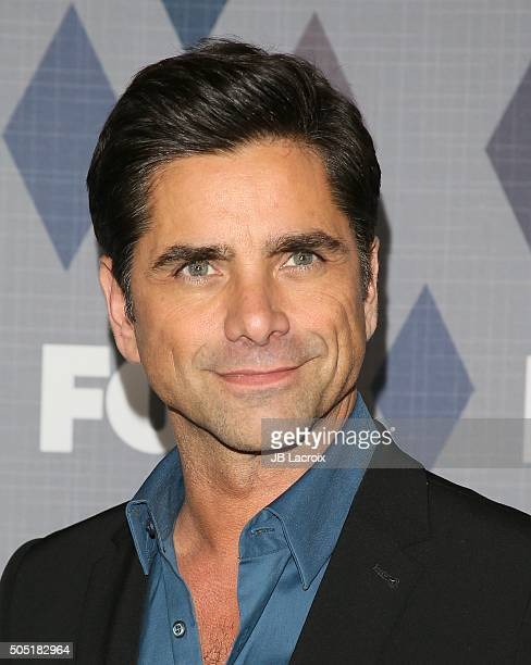 Actor John Stamos attends the Winter TCA Tour FOX Winter TCA 2016 AllStar Party at the Langham Huntington Hotel on January 15 2016 in Pasadena...