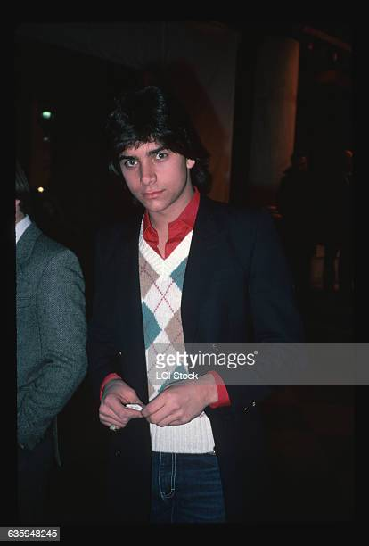 Actor John Stamos from the television show Full House