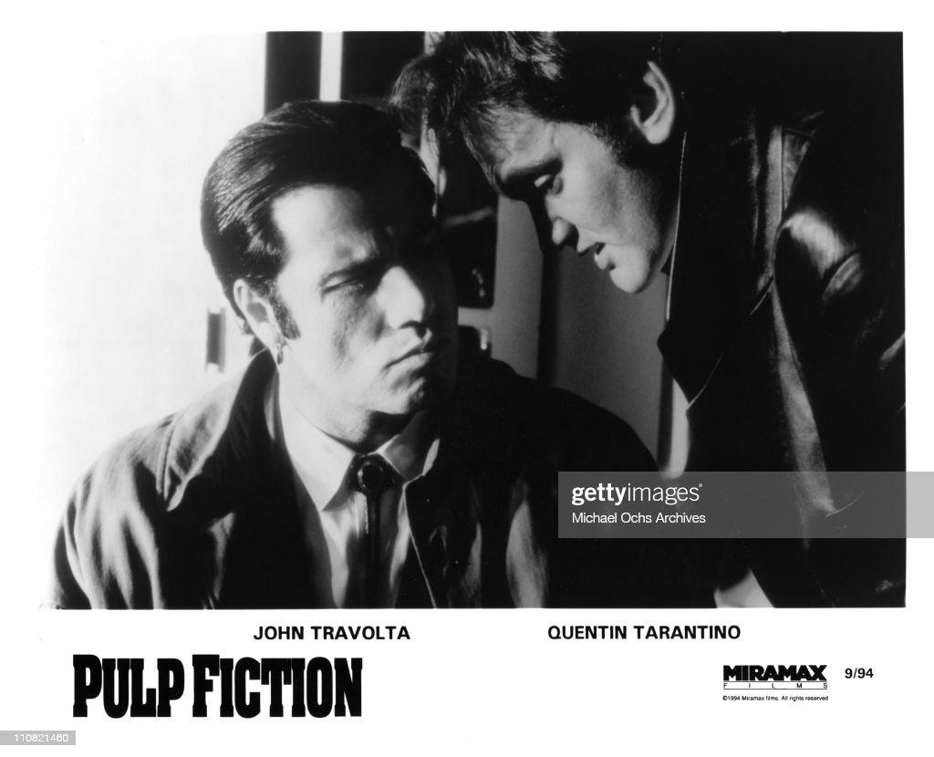 Pulp Fiction : News Photo