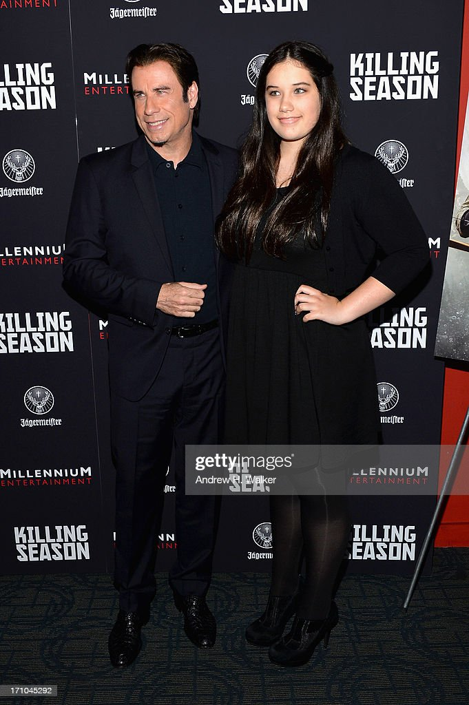 """Killing Season"" New York Premiere - Arrivals"