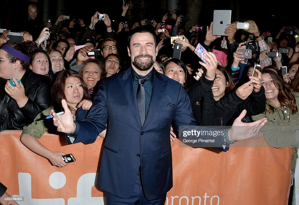 """The Forger"" Premiere - Red Carpet - 2014 Toronto International Film Festival"