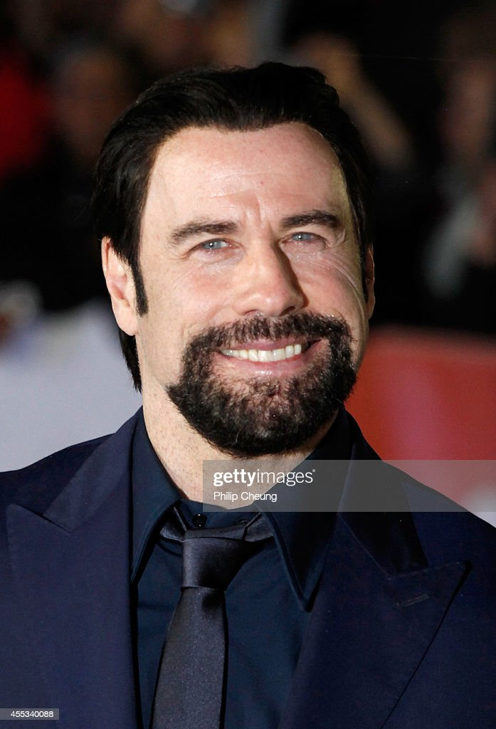 Actor John Travolta attends 'The Forger' premiere during the 2014 Toronto International Film Festival at Roy Thomson Hall on September 12, 2014 in Toronto, Canada.