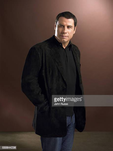 Actor John Travolta is photographed in 2005