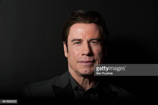 Actor John Travolta is photographed on June 25 2013 in London England