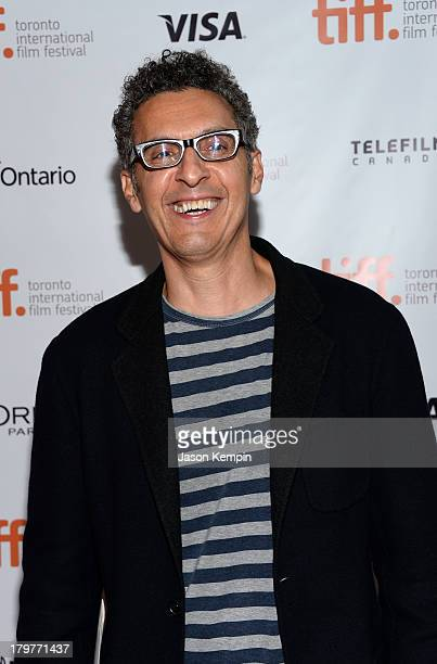 Actor John Turturro arrives at the 'Lucky Them' World Premiere during the 2013 Toronto International Film Festival held at Isabel Bader Theatre on...