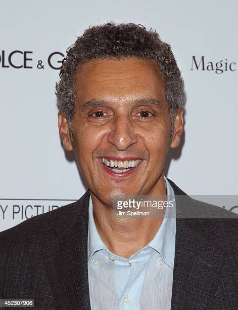 Actor John Turturro attends 'Magic In The Moonlight' premiere at Paris Theater on July 17 2014 in New York City