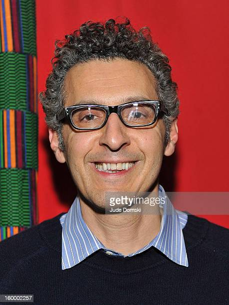 Actor John Turturro attends the 2013 BAM Theater Gala at Brooklyn Academy of Music on January 24 2013 in the Brooklyn borough of New York City