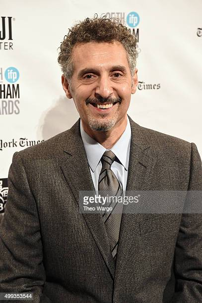 Actor John Turturro attends the 25th Annual Gotham Independent Film Awards at Cipriani Wall Street on November 30 2015 in New York City