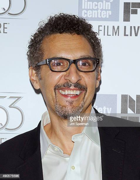 Actor John Turturro attends the 53rd New York Film Festival 'O Brother Where Art Thou' 15th anniversary screening at Alice Tully Hall on September 29...