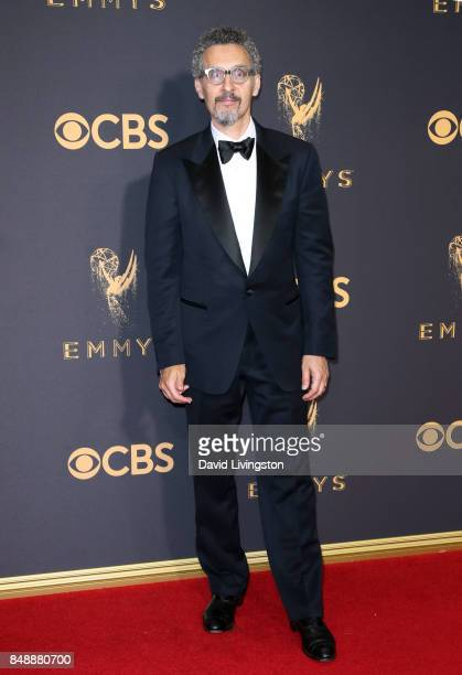 Actor John Turturro attends the 69th Annual Primetime Emmy Awards Arrivals at Microsoft Theater on September 17 2017 in Los Angeles California
