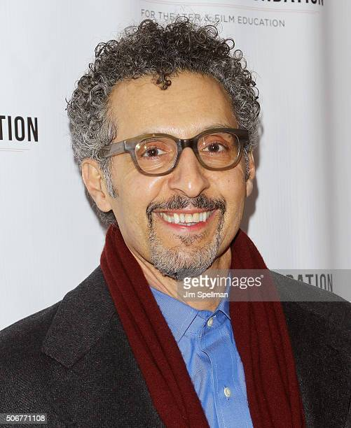 Actor John Turturro attends the Arthur Miller One Night 100 Years Benefit at Lyceum Theatre on January 25 2016 in New York City
