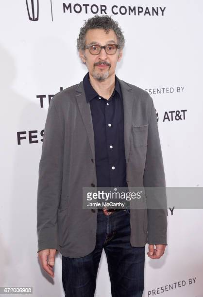 Actor John Turturro attends the 'Frank Serpico' Premiere during the 2017 Tribeca Film Festival at Cinepolis Chelsea on April 23 2017 in New York City