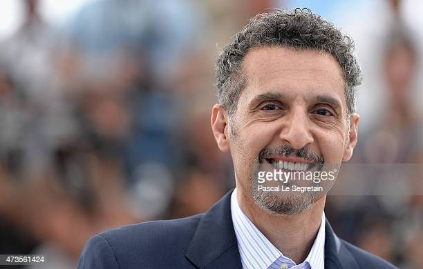 Actor John Turturro attends the 'Mia Madre' Photocall during the 68th annual Cannes Film Festival on May 16 2015 in Cannes France
