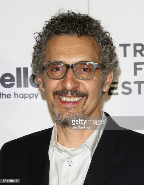Actor John Turturro attends the Shorts Program New York Group Therapy during the 2017 Tribeca Film Festival at Regal Battery Park Cinemas on April 21...