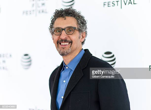 Actor John Turturro attends Tribeca Tune In 'The Night Of' Screening during 2016 Tribeca Film Festival at SVA Theatre 1 on April 22 2016 in New York...